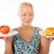 verse groentes en veel fruit
