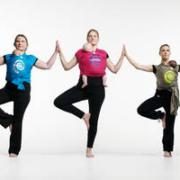 yogalessen voor moeder en kind