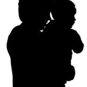 baby veilig vast houden