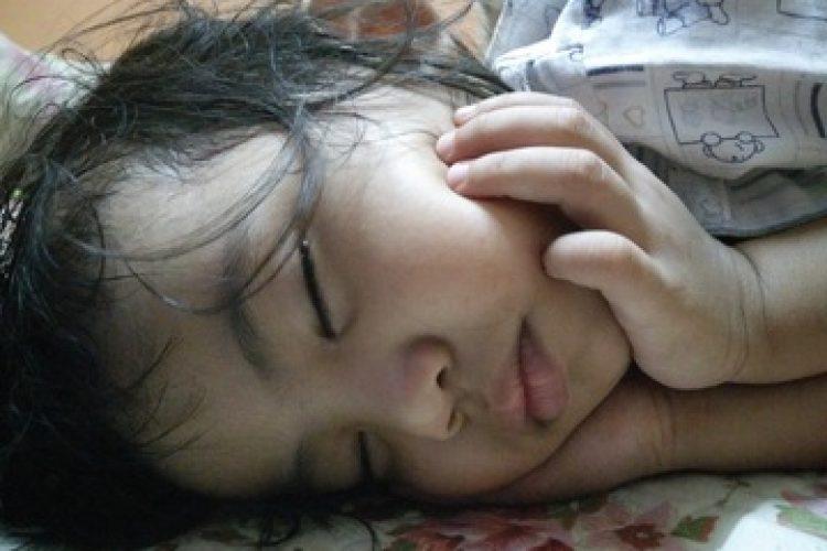 Dromen en nachtmerries van kleine kinderen
