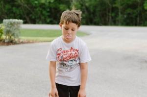 ontwikkeling van kind van 8 jaar