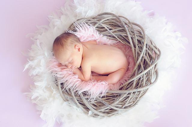 Baby-uitzet, baby producten