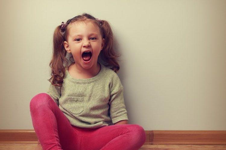 7 Jaar oud: leren om beleefd te zijn