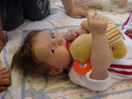 de ontwikkeling van je baby in maand 6