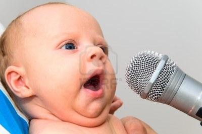 zingen met je baby