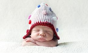 baby in slaap
