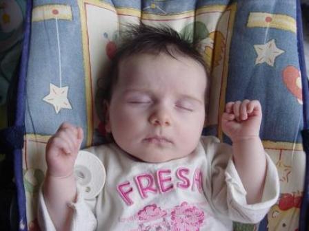 babybrein en horen