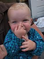 beginnen met babygebaren
