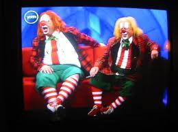 Ook kinderen haten clowns