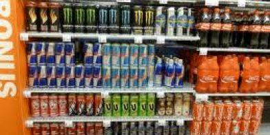 Pas op met energiedrankjes!