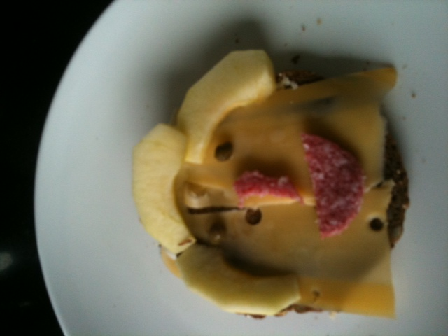 funfood boterham