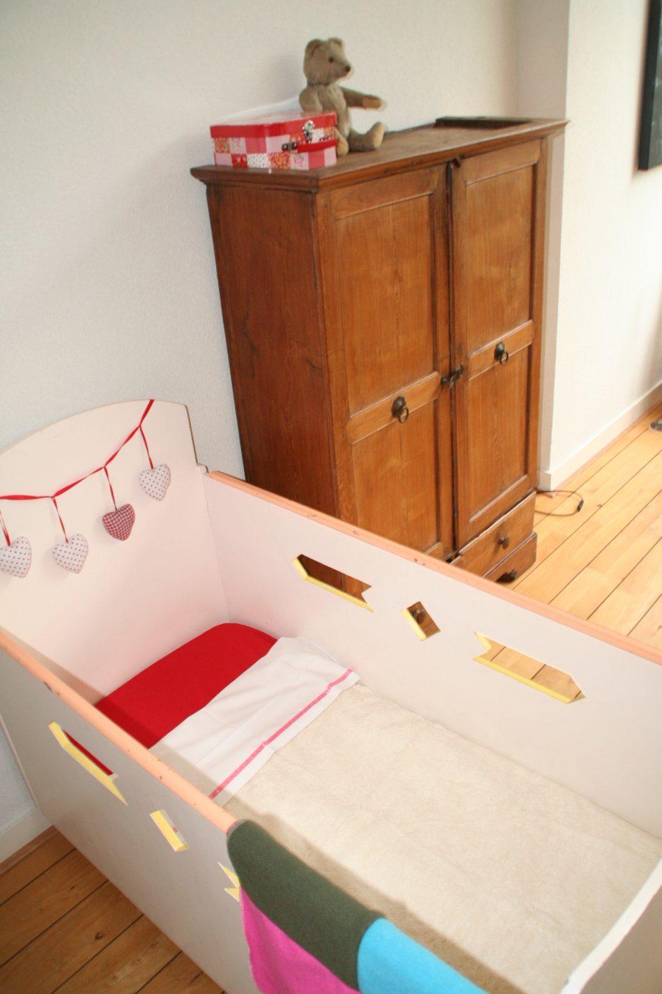 4 grote tips voor kleine babykamers