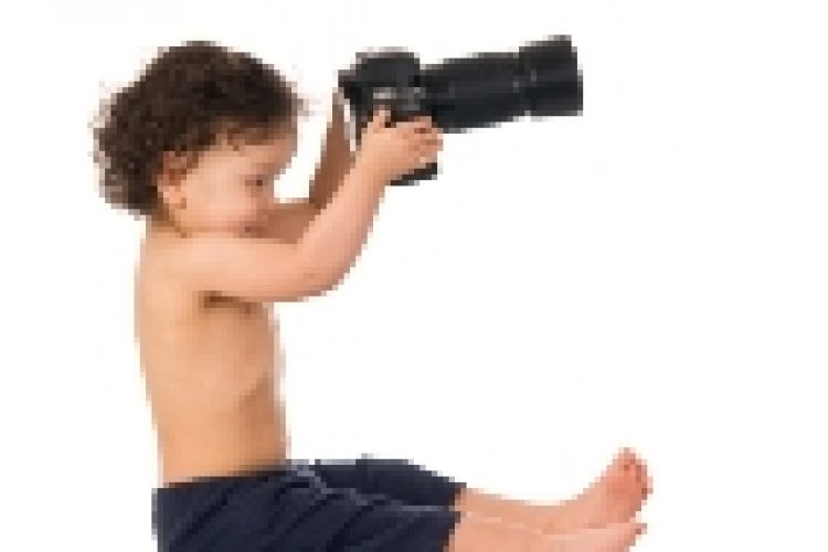 Maak de mooiste foto's van je baby met een spiegelreflexcamera