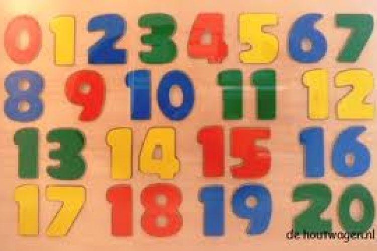 Tellen is iets anders dan cijfers opzeggen: hoe leert je kind rekenen