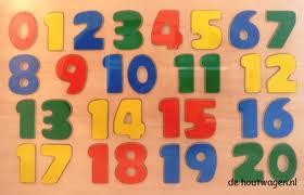 leren tellen