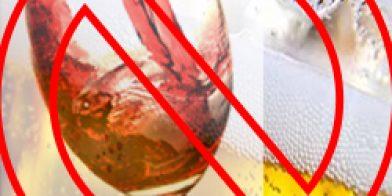 Verboden producten in de zwangerschap