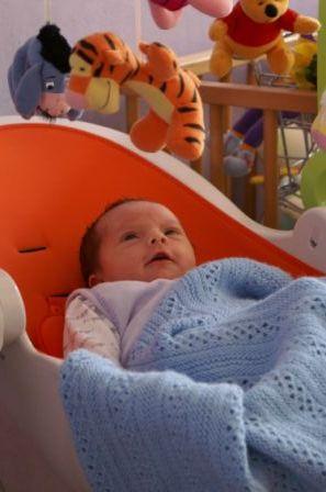 ontwikkeling van je baby in maand 3