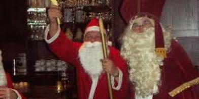 Sint en Santa