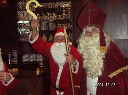 sinterklaas en kerstmis