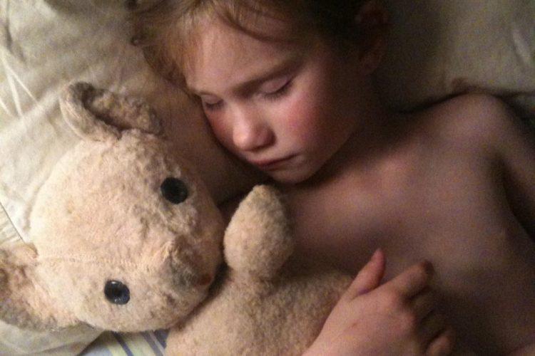 Dromen en nachtmerries bij kinderen