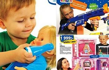 Jongens en meisjesspeelgoed, is dat vanzelfsprekend?