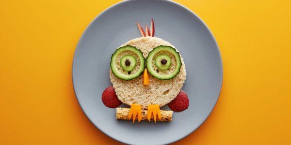 peuter eten: funfood