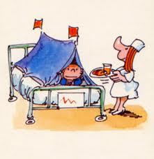 kind ziek
