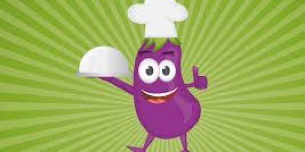 Babyhap: 8 maanden: Aardappelpuree met aubergine