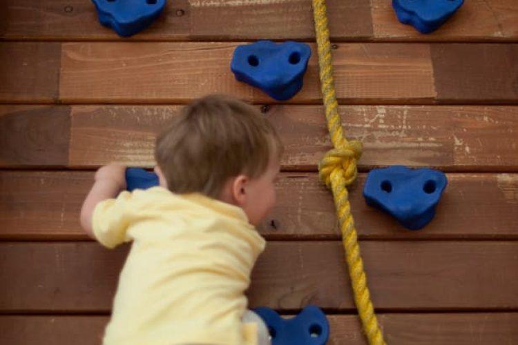 Wat als je kind een klauteraar is?