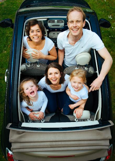 Een veilig autostoeltje kopen
