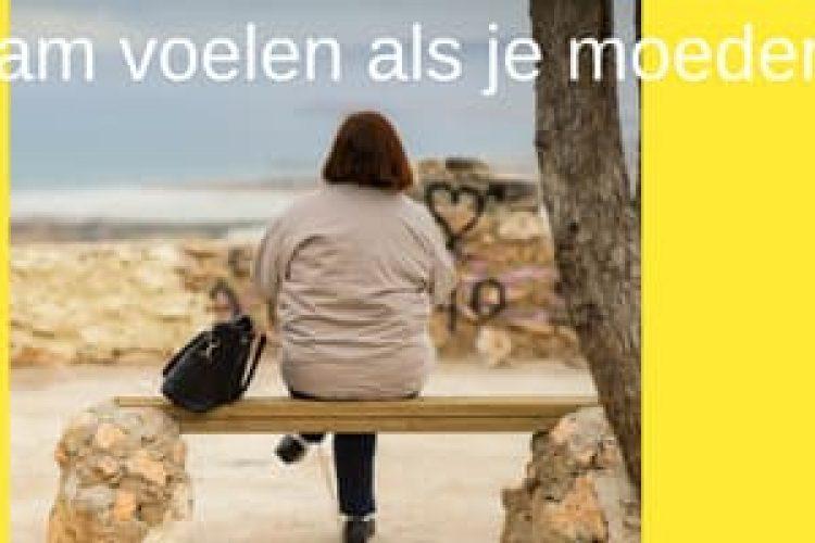 Ben je eenzaam als je moeder bent?