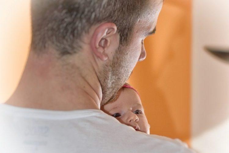 Als papa de babyblues heeft…postpartum depressie bij vaders