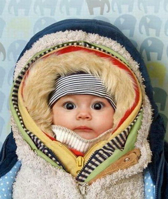 Hoe warm moet je je baby kleden?
