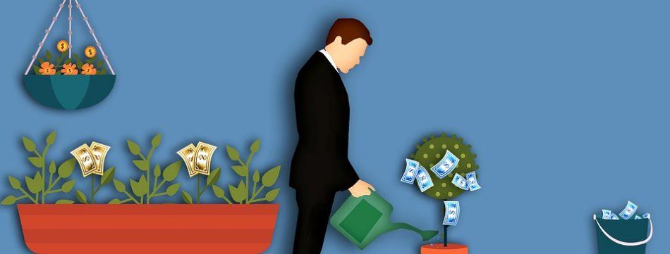 Er staat geen geldboom in de tuin! Leer je kind met geld omgaan.