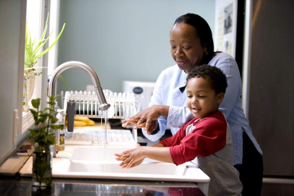 8x je keuken kindvriendelijk maken