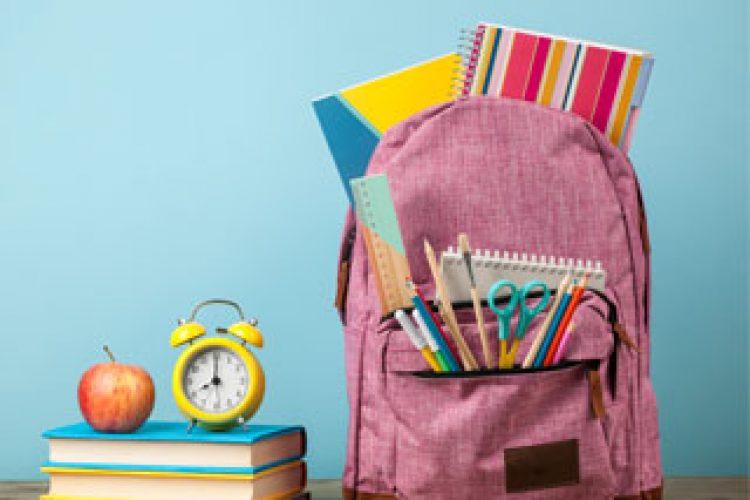 Voorbereid naar school toe
