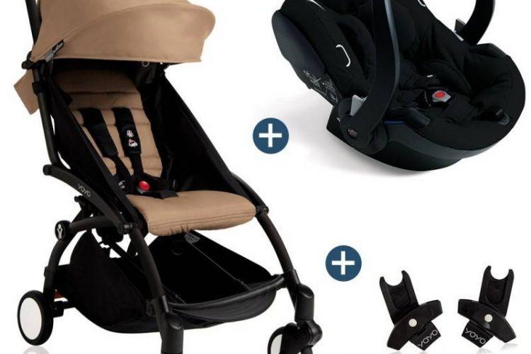 Multi-inzetbaar, de Babyzen buggy