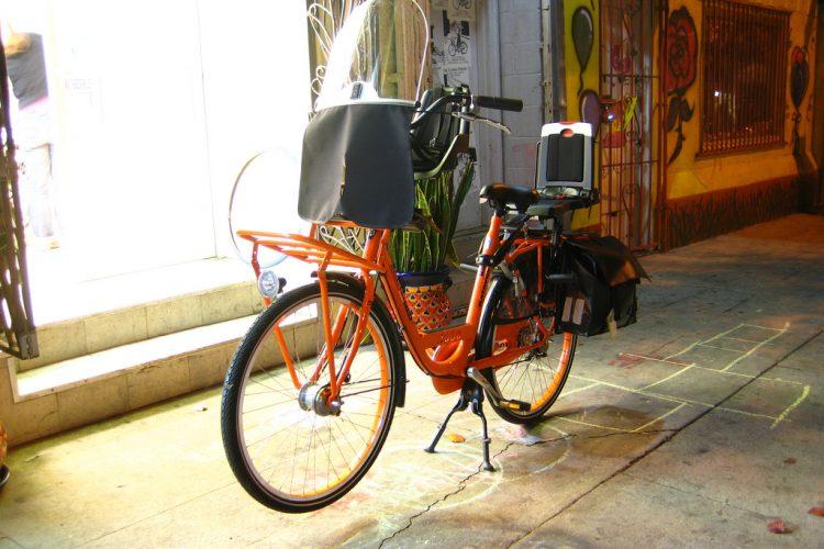 Nee he, alweer mijn fiets gestolen!