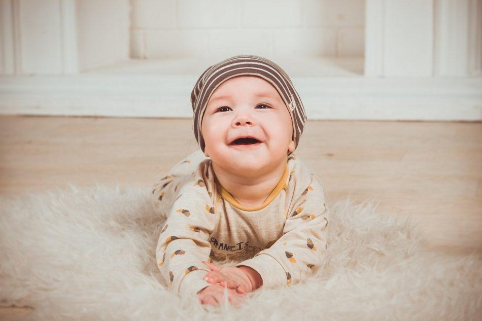 De babykamer, kleur zorgt voor rust en sereniteit