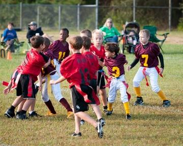 Moet je kind sporten ?