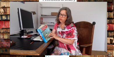 Felice leest voor : Ronja de roversdochter