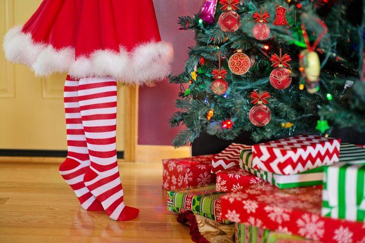 Kerstverveling , de kinderen en wat te doen