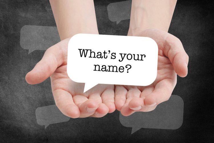 Vier namen die jij je kind nooit zal geven…