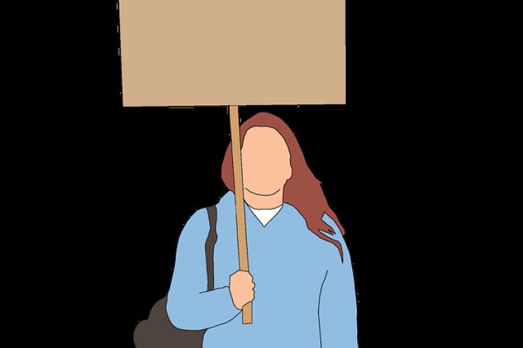 Anti abortus demonstraties: misbruik van een mooi recht
