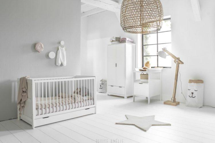 In welke stijlen kan je de babykamer inrichten?