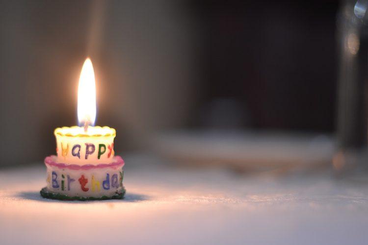 De magie van de 1e verjaardag