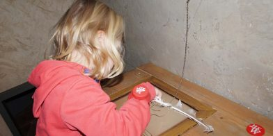 Het Kleine Weeshuis ontdekken met een kleuter of peuter