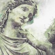 borstvoeding en romeinen