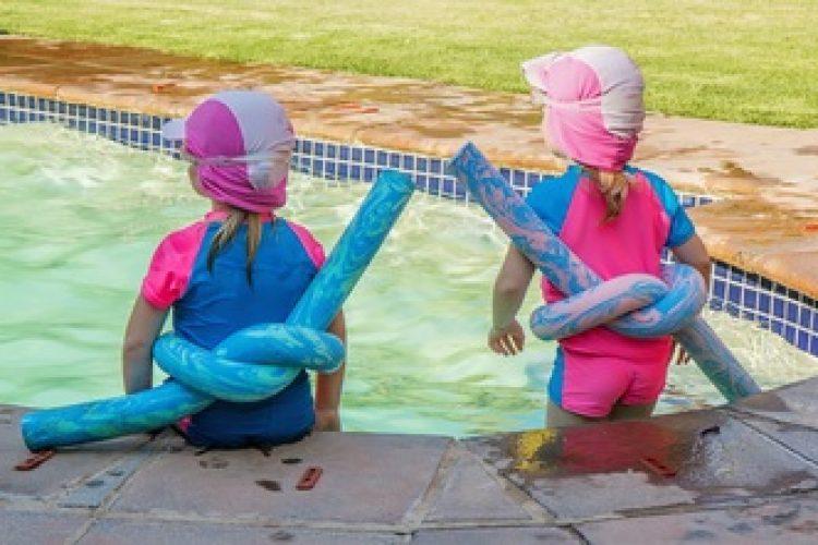 Kinderen en water, dat is oppassen geblazen!