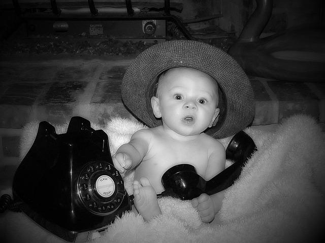 Wanneer moet je beginnen met een mobiele telefoon?